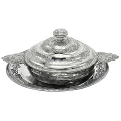 Lapparra Paris Tureen with Cover and under Plate