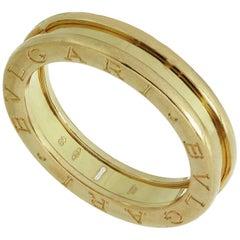 Bulgari B.Zero1 1-Band Rose Gold Ring