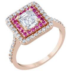 1.69 Carat Diamond Engagement Ring