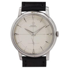 Omega Stainless Steel Automatic Wristwatch Ref. 2864, circa 1956