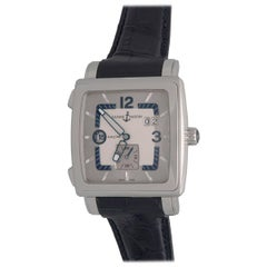 Ulysse Nardin Stainless Steel Quadrato Automatic Wristwatch