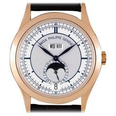 Patek Philippe Rose Gold Annual Calendar Automatic Wristwatch Ref 5396R-001