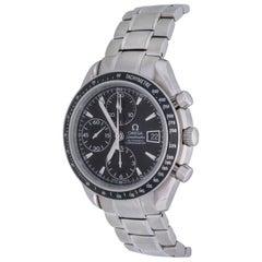 Omega Stainless Steel Speedmaster Automatic Wristwatch