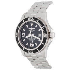 Breitling Stainless Steel Superocean 44 Automatic Wristwatch