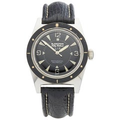 Blancpain Stainless Steel Fifty Fathoms Automatic Wristwatch, 1970
