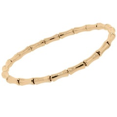 Gucci Bamboo Stretch Bracelet