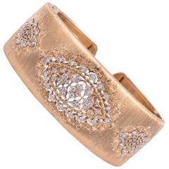 Lovely Buccellati Diamond Bracelet