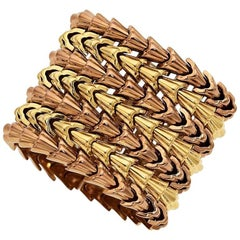 Retro Gold Bracelet