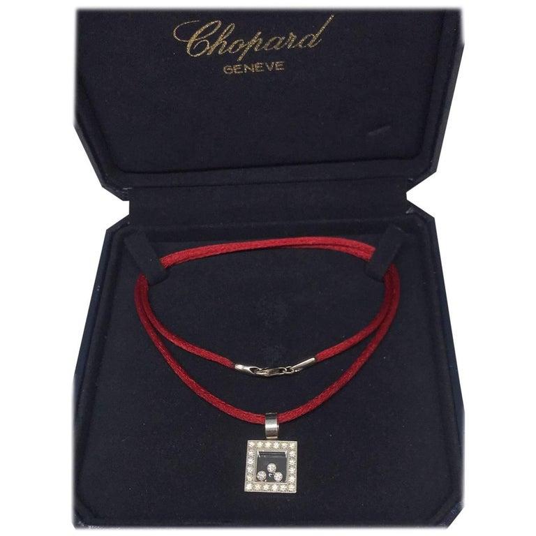 Chopard Happy Diamond, Iconic Pendant