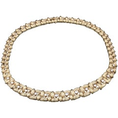Mauboussin Paris Gold and Diamonds Necklace