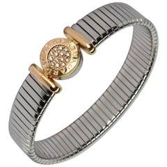 Bulgari Tubogas Diamond Bracelet