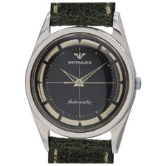 Wittnauer Stainless Steel Automatic, circa 1960s