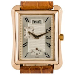 Piaget Emperador Power Reserve Gents Rose Gold G0A25037 Automatic Wristwatch
