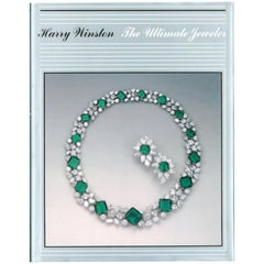 """Harry Winston - The Ultimate Jeweler"" Book"