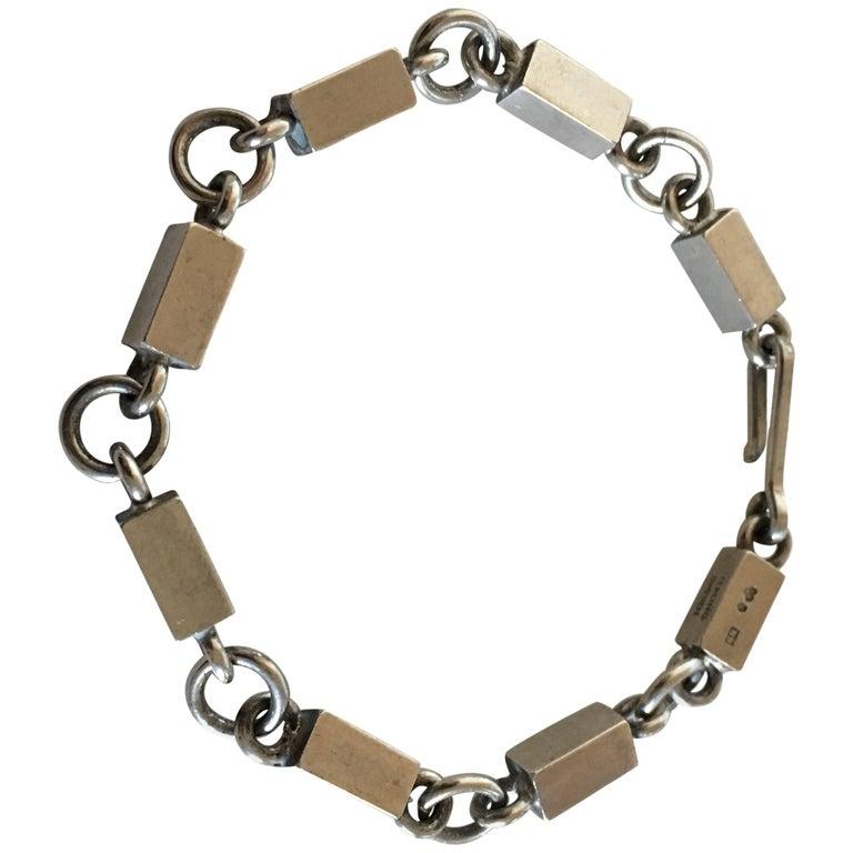 Wiwen Nilsson Sterling Silver Bracelet