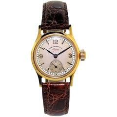 West End Watch Co. Yellow Gold Calatrava Manual Watch, circa 1930s