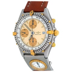 Breitling Stainless Steel Chronomat Automatic Wristwatch Ref 81.95.0