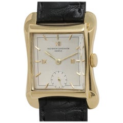 Vacheron & Constantin Yellow Gold Dress Wristwatch, circa 1950s