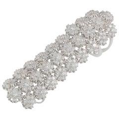 Diamond Armour Ring