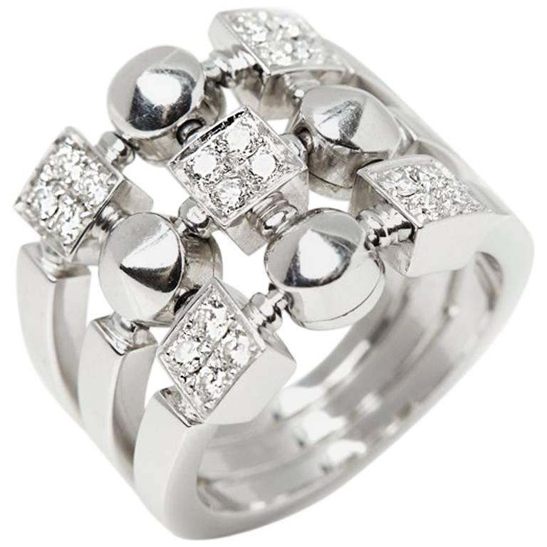 Bulgari Diamond Lucea Ring