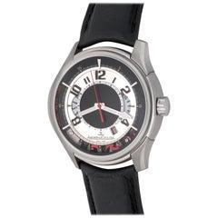 Jaeger LeCoultre Titanium Stainless Steel Aston Martin Automatic Wristwatch