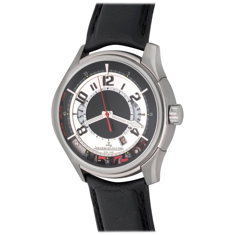 jaeger lecoultre stainless steel clasp how to use