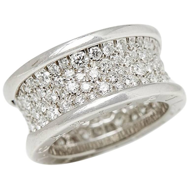 bulgari diamond bzero 1 ring