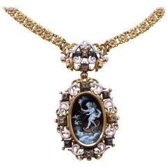 Auguste Perrette Neo Renaissance Necklace