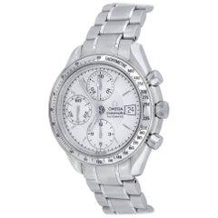 Omega Stainless Steel Speedmaster Automatic Wristwatch Ref 3513.30.00
