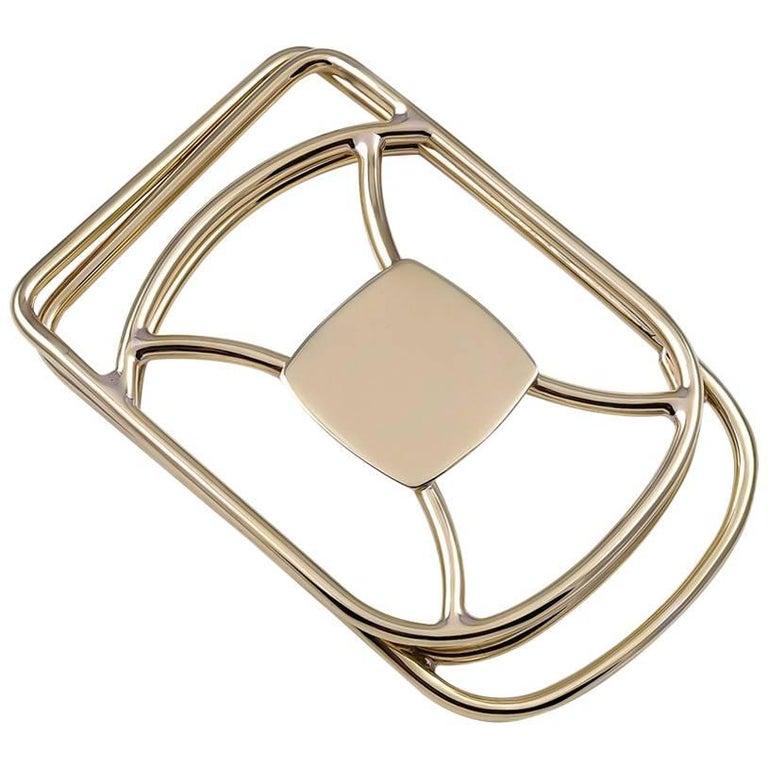 Tiffany & Co. Gold Money Clip