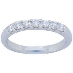 Certified Diamond Wedding Band