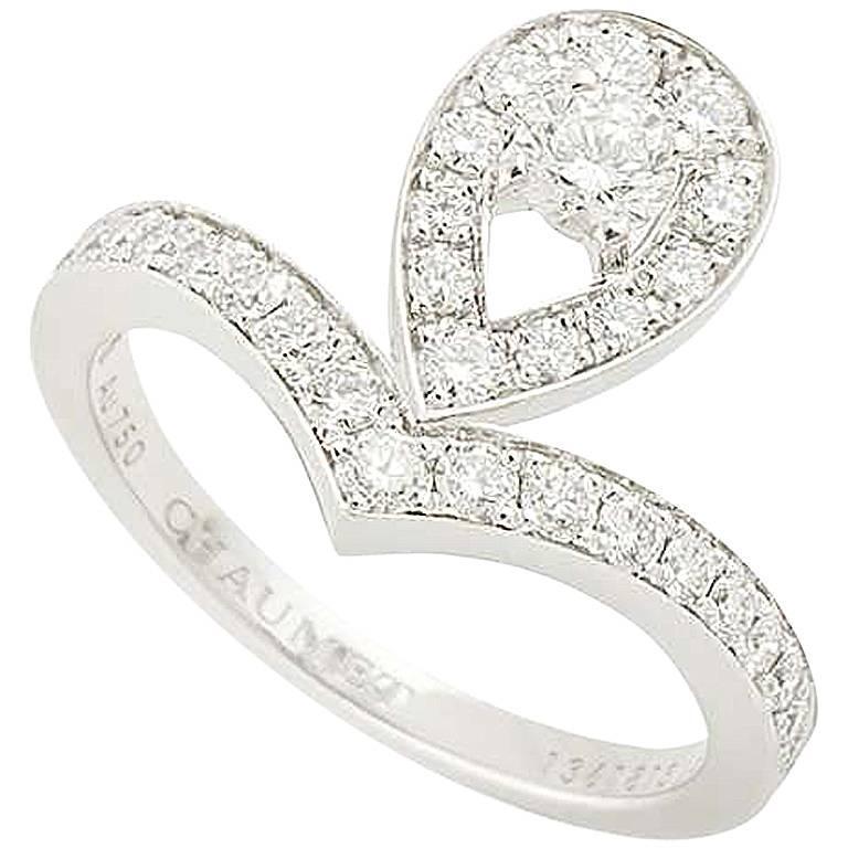 Chaumet Diamond Josephine Aigrette Ring