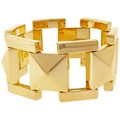 Tiffany & Co. Retro Modern Link Bracelet