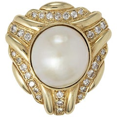 Mabe Pearl and Diamond Enhancer