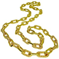 Bulgari Long Chain