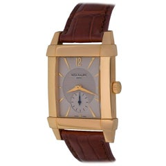 Patek Philippe Yellow Gold Gondolo Manual Wristwatch Ref 5111 J-001