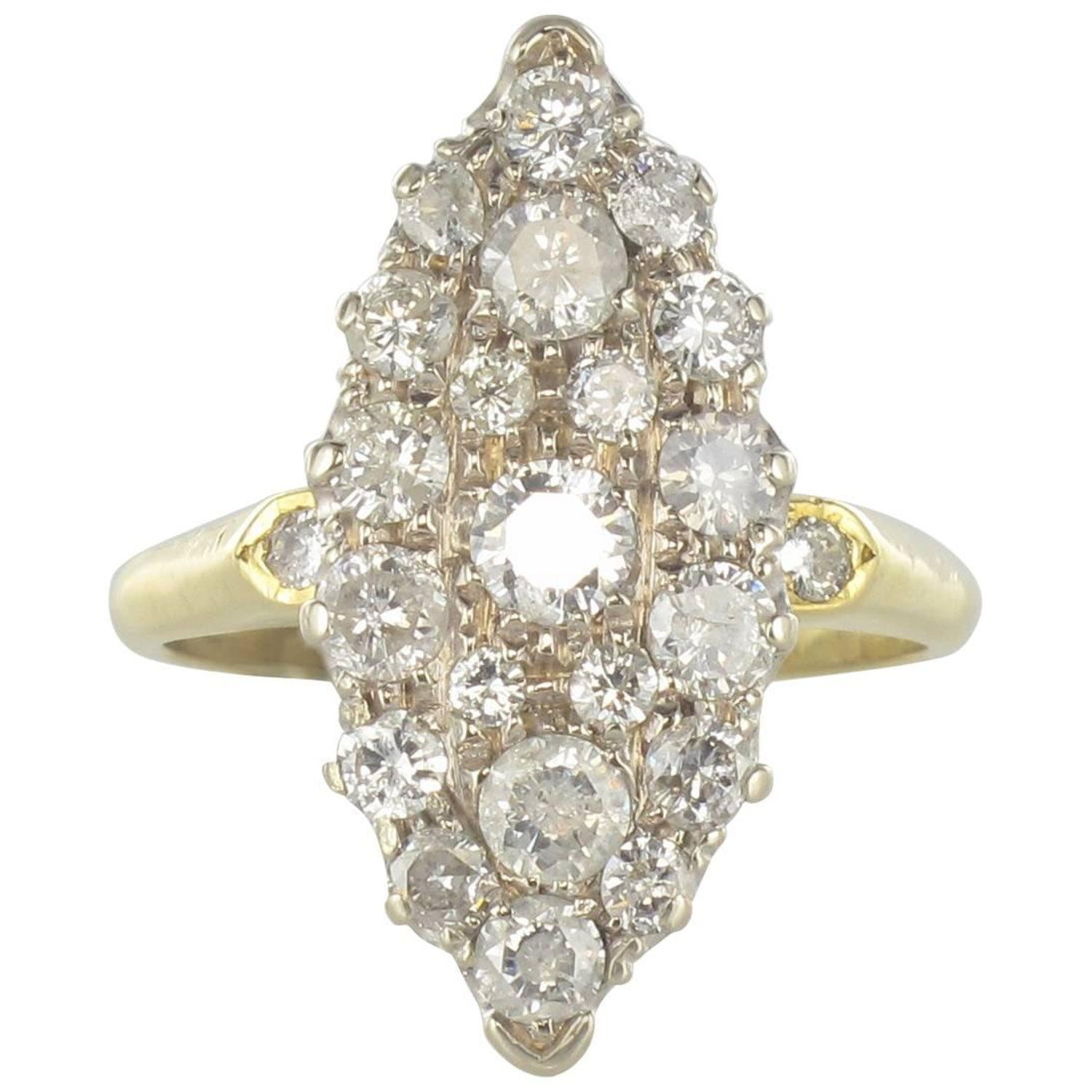 1960s Engagement Rings 142 For Sale at 1stdibs