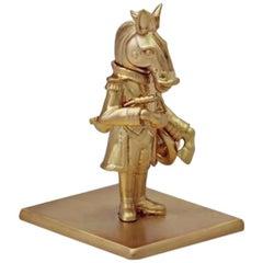 Bronze Han Horse by John Landrum Bryant