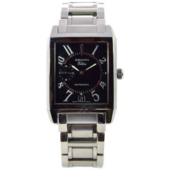 Zenith Stainless Steel Elite Port Royal V Automatic Wristwatch, circa 1999