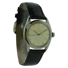 Rolex Steel Oyster with Rare Original Dial from 1946