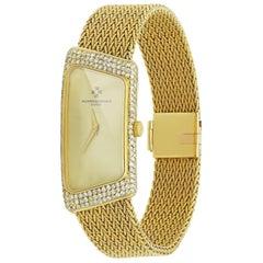 "Vacheron Constantin Yellow Gold ""Prestige De France"" Wristwatch"