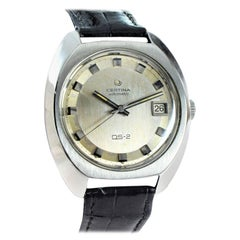 Certina Stainless Steel High Grade Self Winding Watch, circa 1970s