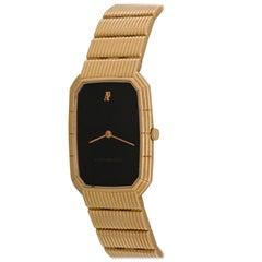 Audemars Piguet Yellow Gold Manual Wind Wristwatch
