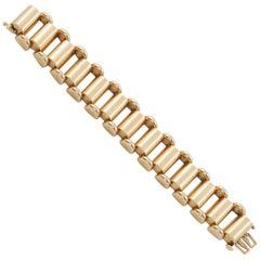 Gold, Retro Bracelet