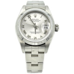 Rolex Ladies Stainless Steel Datejust automatic Wristwatch Ref 79160