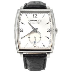Chopard White Gold Chronometer LUC XP Automatic Wristwatch 162294/1001