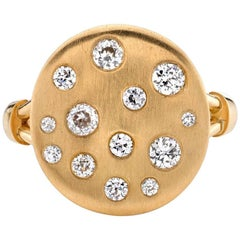 Starry Eyed Diamond Ring