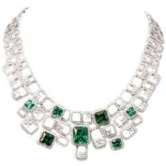 950 Siledium silver Pathway Necklace