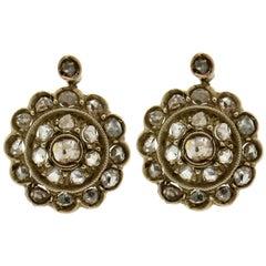 Yellow Gold 9 karat Stud Earrings