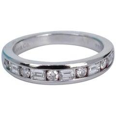 Tiffany & Co Diamond Eternity Ring